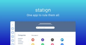 Station - One App to rule them all