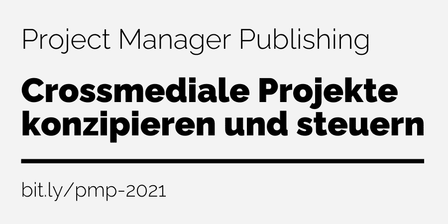 Banner project manager publishingblog