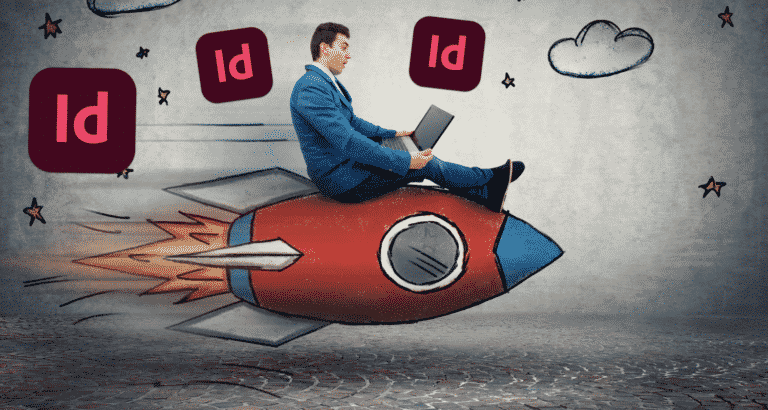 Speed for Adobe InDesign