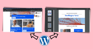WordPress als Content First Publishing-System.